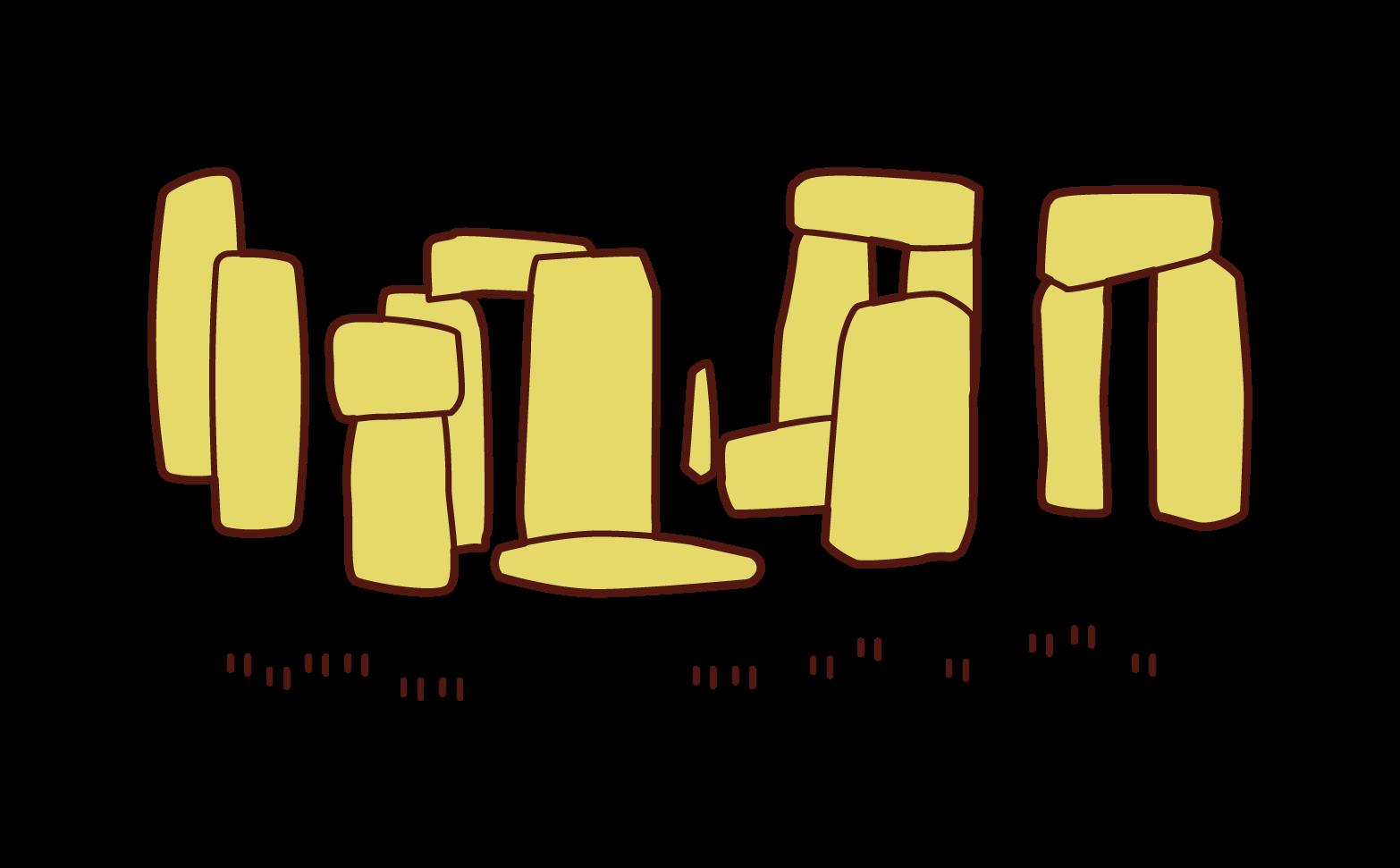 Stonehenge Illustrations