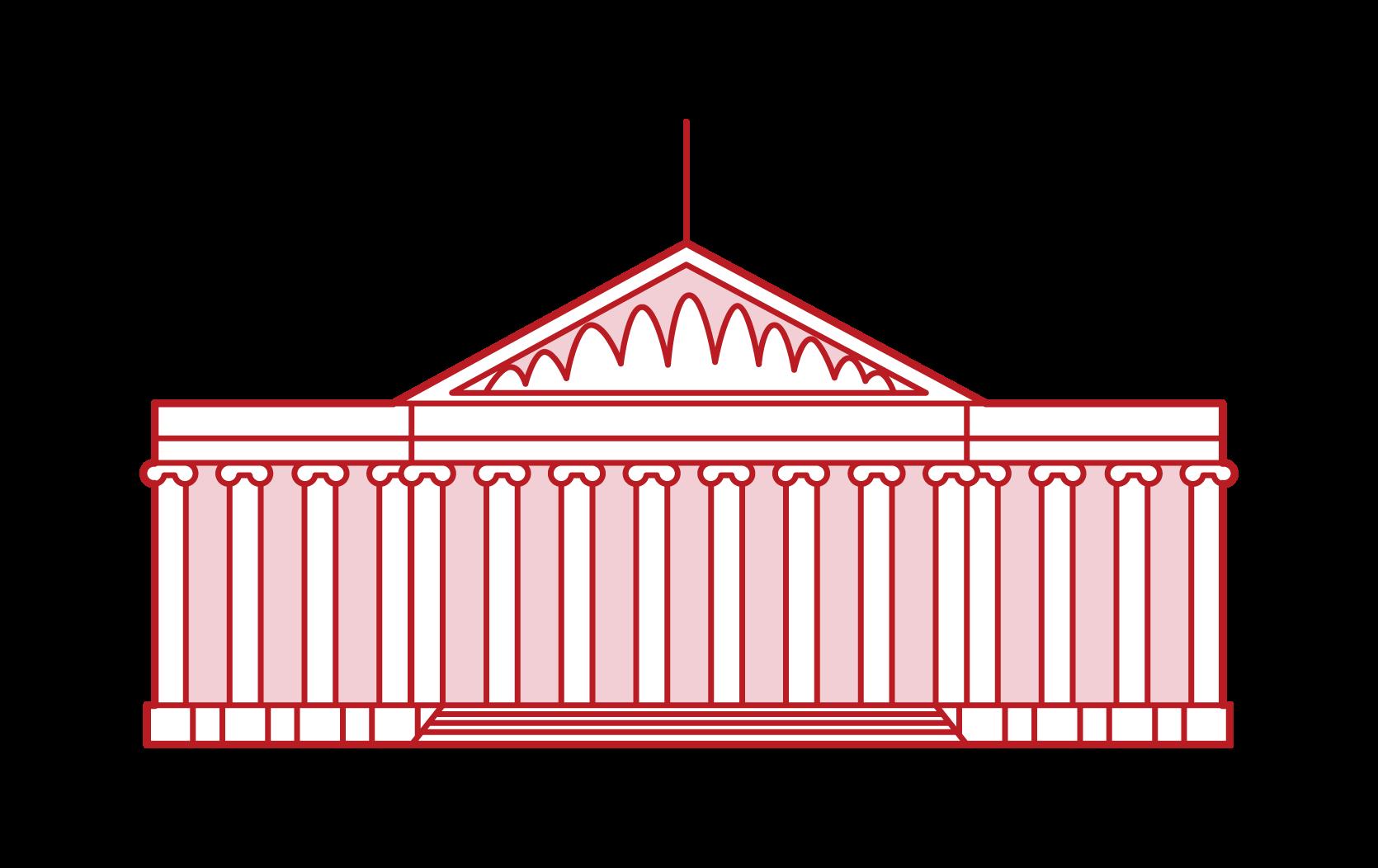 大英博物館插圖