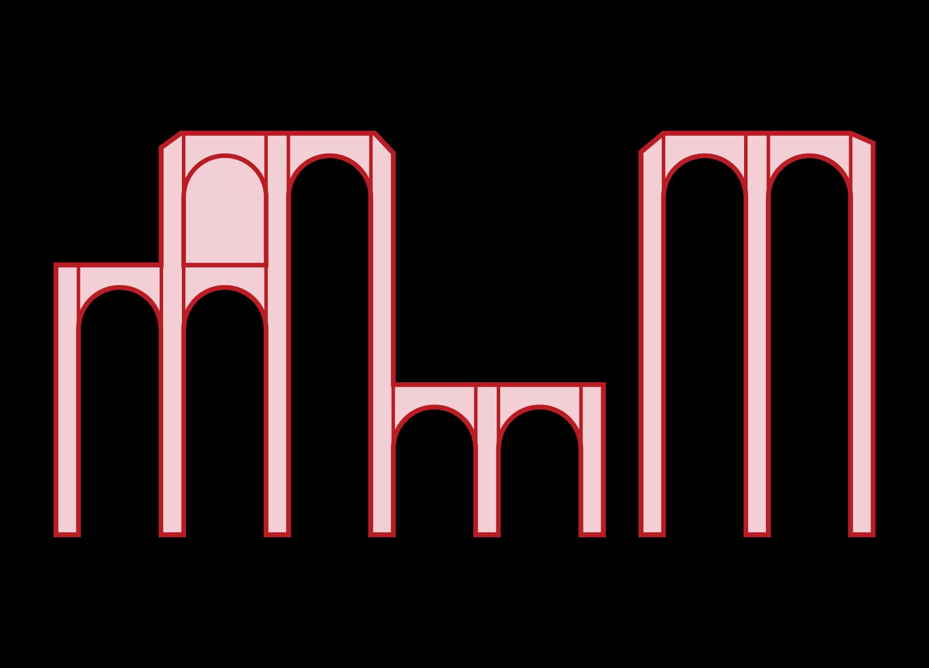 梅裡達水橋插圖