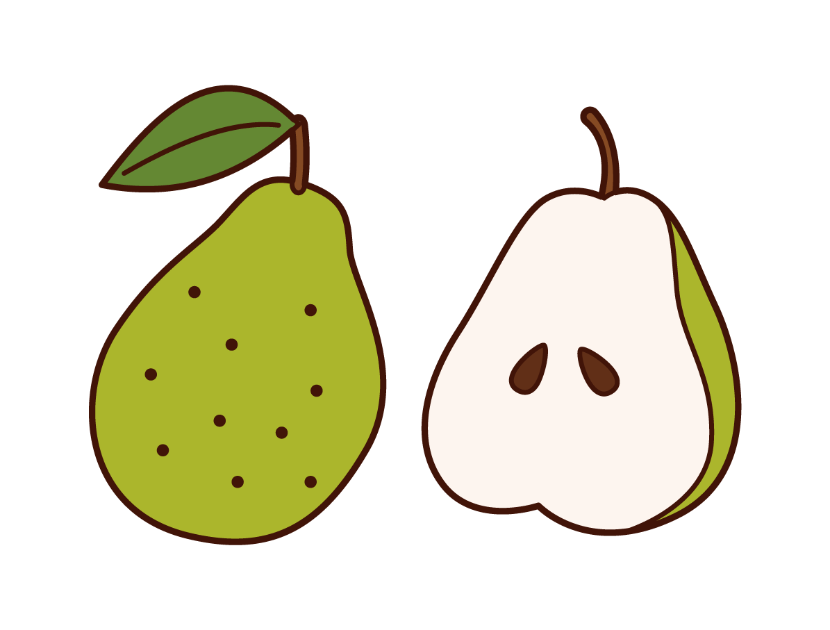 Pear Illustrations