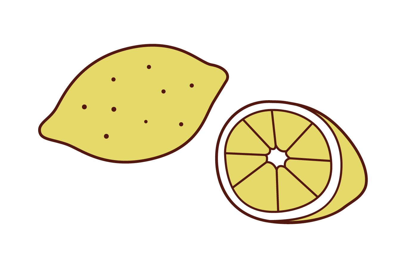 Lemon Illustrations