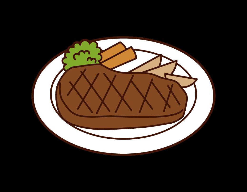 Steak Illustrations