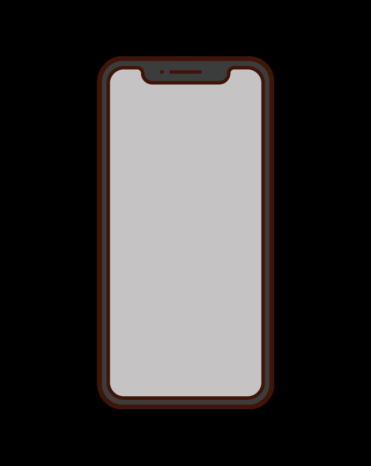 Smartphone Illustrations