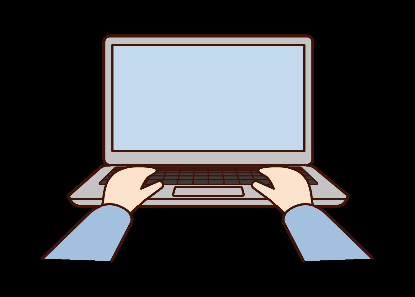 Laptop Illustrations