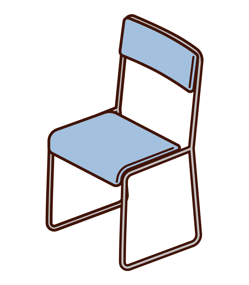 Office Chair Illustrations