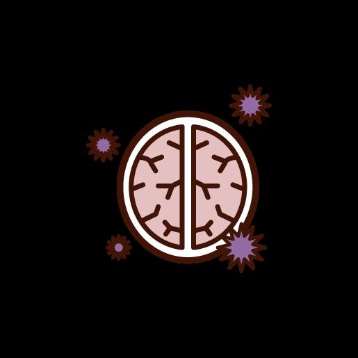 Illustration of Ebola (male)