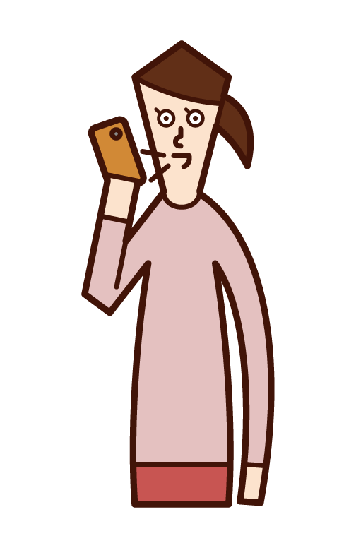 智慧手機語音辨識(女性)插圖