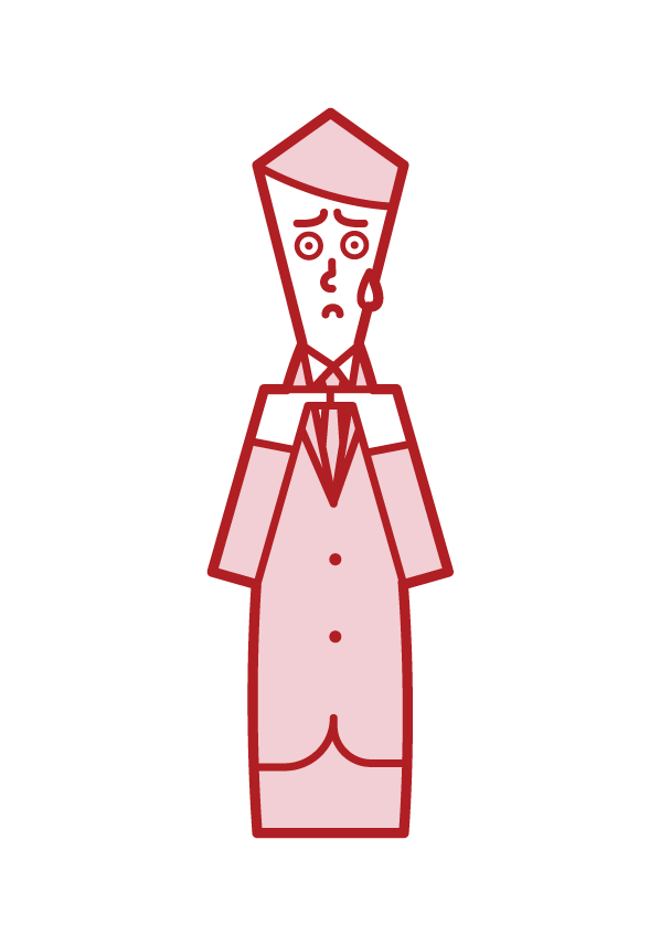 패시브 한 사람과 모지모지의 사람들 (남성)의 그림