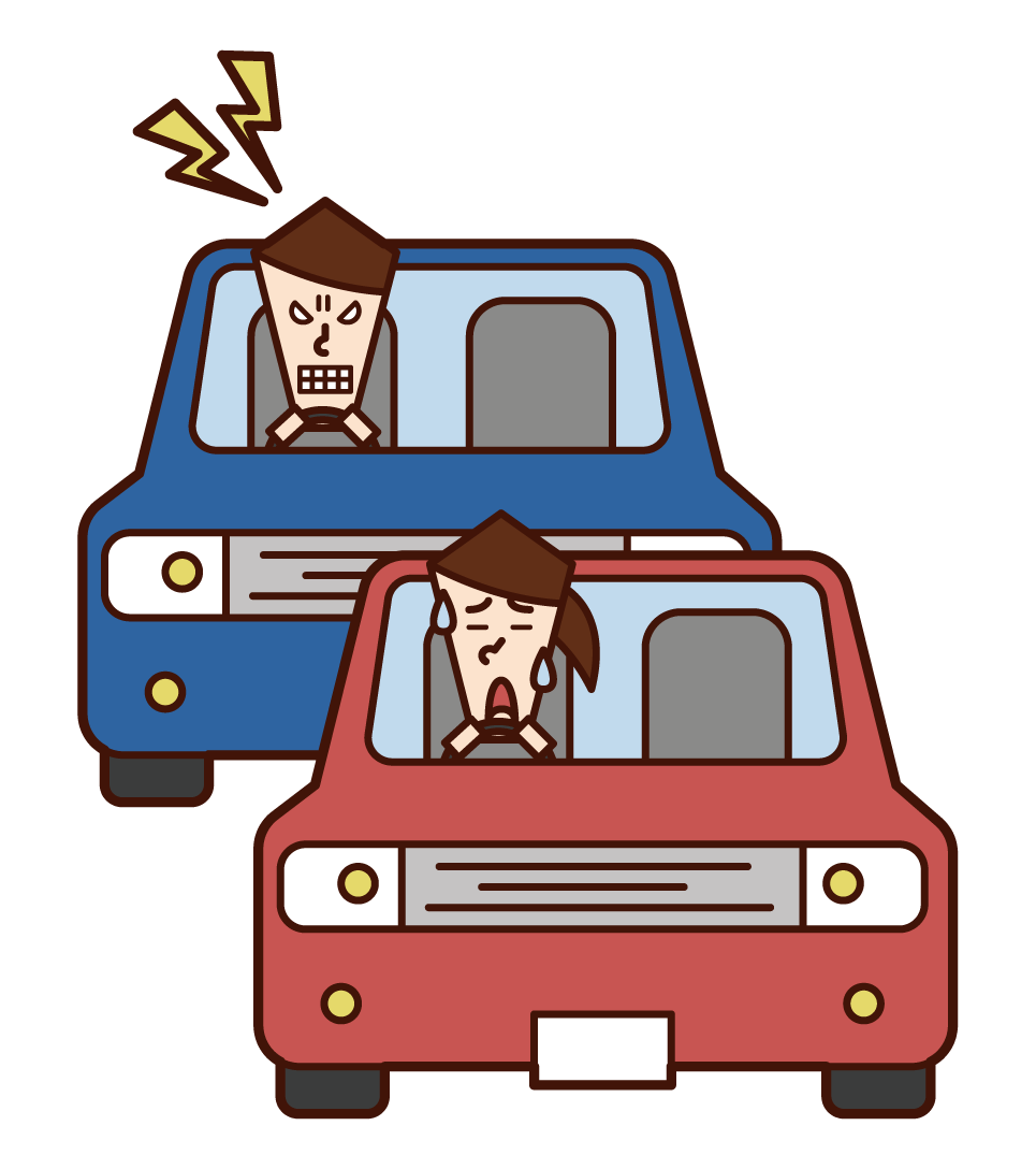 운전 선동자 (남성)의 그림